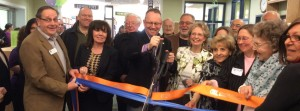 Monroe Library Ribbon Cutting