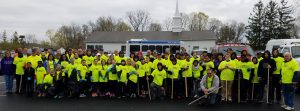 Monroe Clean Sweep 2017
