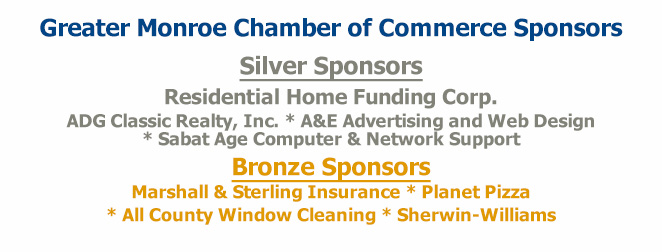 Greater Monroe Chamber of Commerce Sponsors