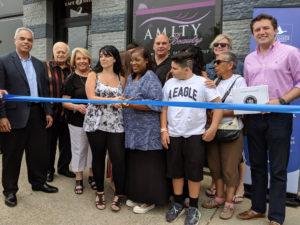 Amity Beauty Ribbon Cutting Monroe NY