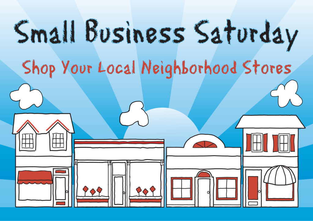 Shop Local Small Business Saturday