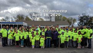 Monroe Clean Sweep