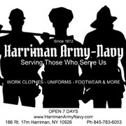 Harriman Army Navy